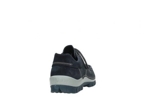 wolky veterschoenen 04750 fly men 11802 blauw geolied nubuck_6