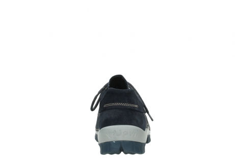 wolky chaussures a lacets 04750 fly men 11802 nubuck bleu_7