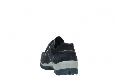 wolky veterschoenen 04750 fly men 11802 blauw geolied nubuck_8