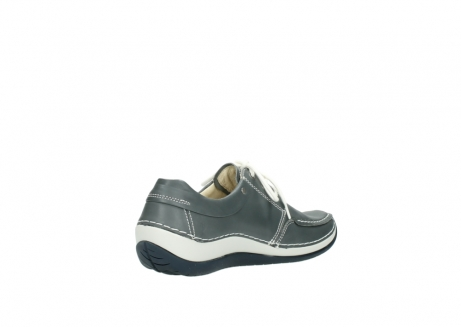wolky chaussures a lacets 04800 coral 20250 cuir gris_10