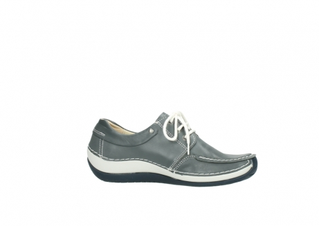 wolky chaussures a lacets 04800 coral 20250 cuir gris_14