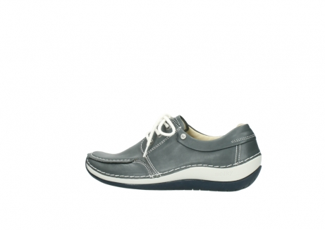 wolky chaussures a lacets 04800 coral 20250 cuir gris_2
