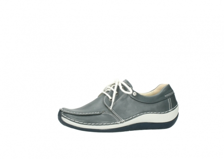 wolky chaussures a lacets 04800 coral 20250 cuir gris_24