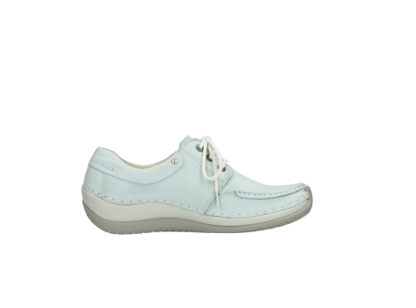 wolky lace up shoes 04800 coral 20850 ice blue leather_13