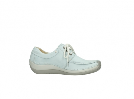wolky lace up shoes 04800 coral 20850 ice blue leather_14