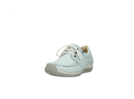 wolky lace up shoes 04800 coral 20850 ice blue leather_21