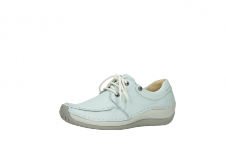 wolky lace up shoes 04800 coral 20850 ice blue leather_23