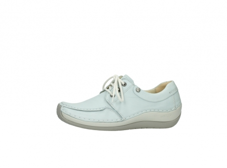 wolky lace up shoes 04800 coral 20850 ice blue leather_24