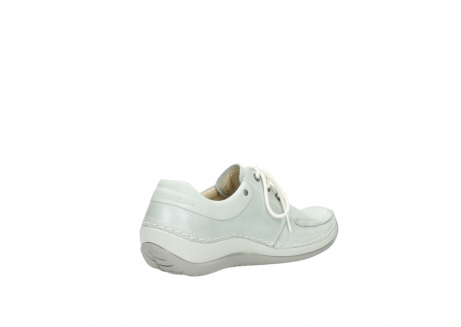 wolky chaussures a lacets 04800 coral 80120 cuir blanc_10