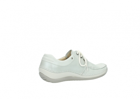 wolky chaussures a lacets 04800 coral 80120 cuir blanc_11