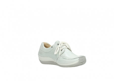 wolky chaussures a lacets 04800 coral 80120 cuir blanc_16