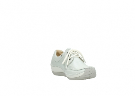 wolky chaussures a lacets 04800 coral 80120 cuir blanc_17