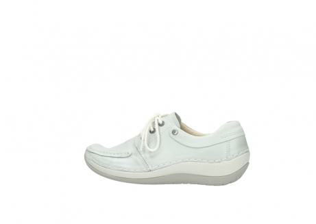 wolky chaussures a lacets 04800 coral 80120 cuir blanc_2