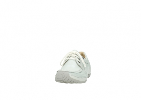 wolky chaussures a lacets 04800 coral 80120 cuir blanc_20