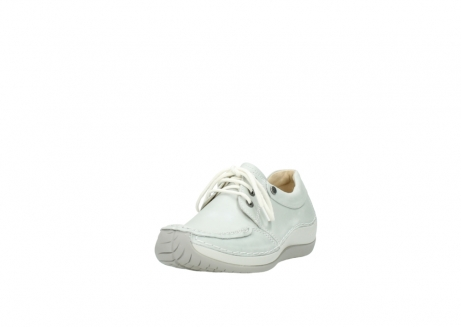 wolky chaussures a lacets 04800 coral 80120 cuir blanc_21
