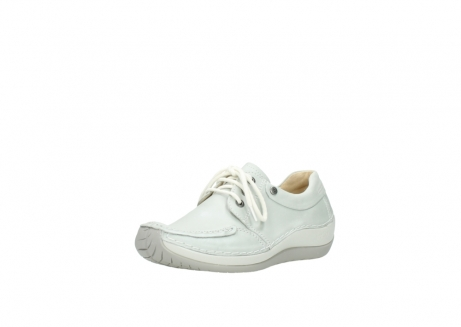 wolky chaussures a lacets 04800 coral 80120 cuir blanc_22
