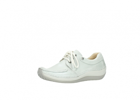 wolky chaussures a lacets 04800 coral 80120 cuir blanc_23