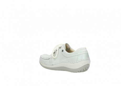 wolky chaussures a lacets 04800 coral 80120 cuir blanc_4