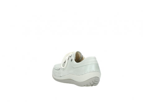 wolky chaussures a lacets 04800 coral 80120 cuir blanc_5