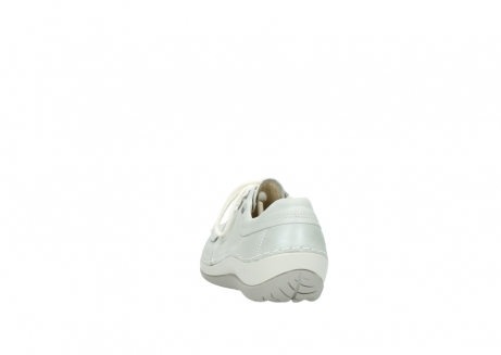 wolky chaussures a lacets 04800 coral 80120 cuir blanc_6