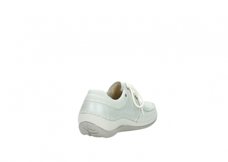 wolky chaussures a lacets 04800 coral 80120 cuir blanc_9