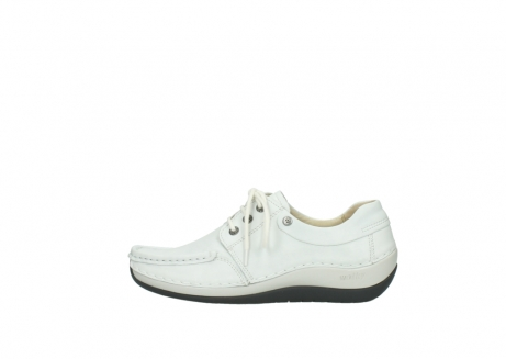 wolky chaussures a lacets 04805 azura 70100 cuir blanc_1