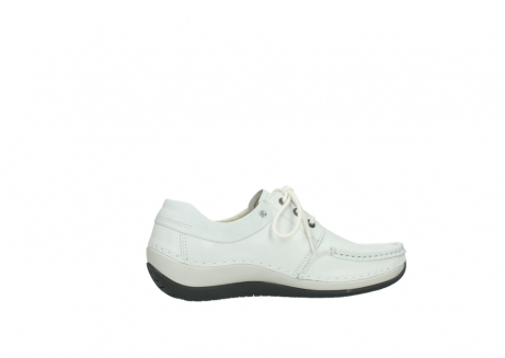 wolky chaussures a lacets 04805 azura 70100 cuir blanc_12