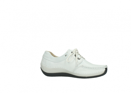 wolky chaussures a lacets 04805 azura 70100 cuir blanc_14