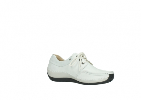 wolky chaussures a lacets 04805 azura 70100 cuir blanc_15