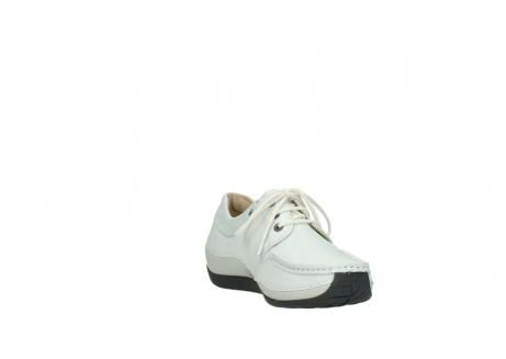 wolky chaussures a lacets 04805 azura 70100 cuir blanc_17