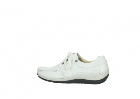 wolky chaussures a lacets 04805 azura 70100 cuir blanc_2