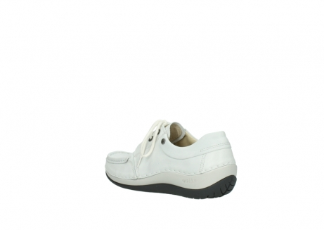 wolky chaussures a lacets 04805 azura 70100 cuir blanc_4