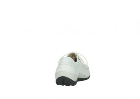 wolky chaussures a lacets 04805 azura 70100 cuir blanc_8