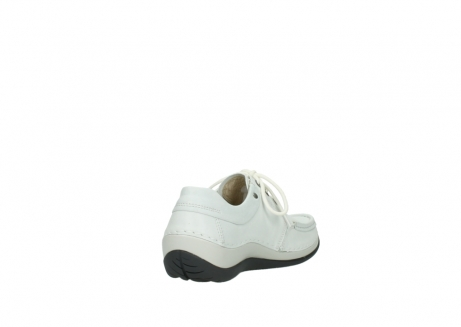 wolky chaussures a lacets 04805 azura 70100 cuir blanc_9