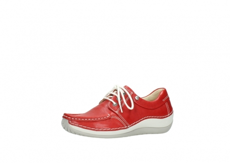 wolky lace up shoes 04805 azura 70570 red summer leather_23