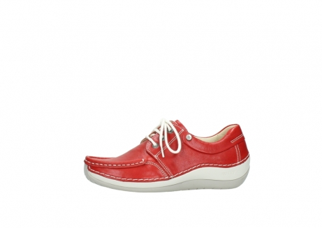 wolky lace up shoes 04805 azura 70570 red summer leather_24