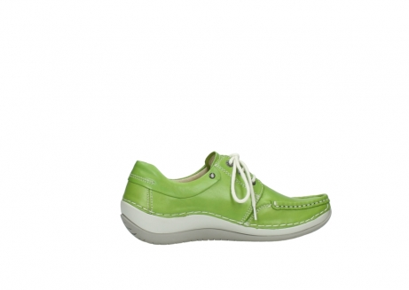 wolky lace up shoes 04805 azura 70750 lime leather_12