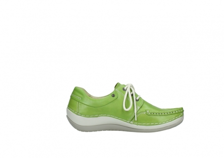 wolky lace up shoes 04805 azura 70750 lime leather_13