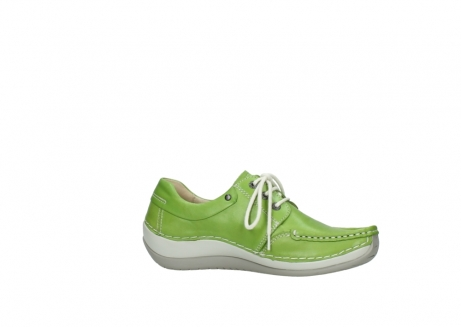 wolky lace up shoes 04805 azura 70750 lime leather_14