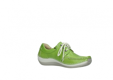wolky lace up shoes 04805 azura 70750 lime leather_15