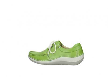 wolky lace up shoes 04805 azura 70750 lime leather_2