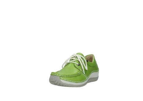 wolky lace up shoes 04805 azura 70750 lime leather_21