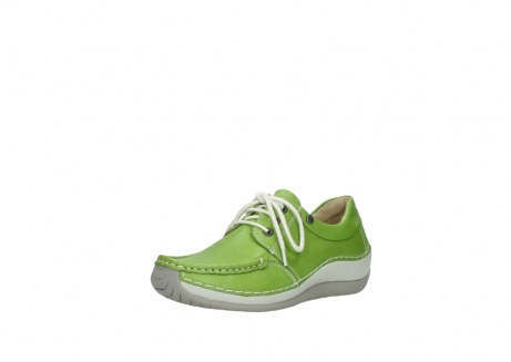 wolky lace up shoes 04805 azura 70750 lime leather_22