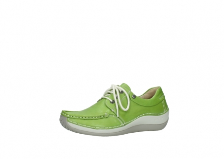 wolky lace up shoes 04805 azura 70750 lime leather_23