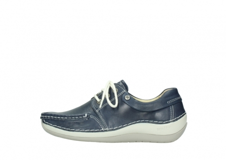 wolky lace up shoes 04805 azura 70870 blue summer leather_1