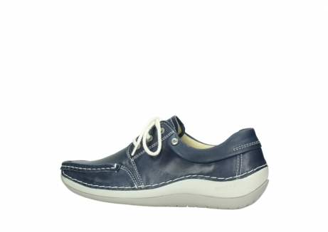 wolky lace up shoes 04805 azura 70870 blue summer leather_2