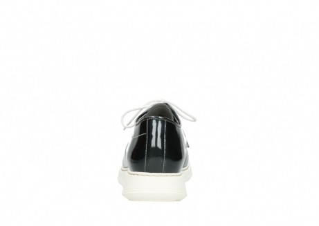 wolky lace up shoes 05025 daylight 60270 antracite patent leather_7