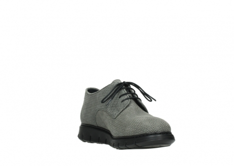 wolky veterschoenen 05025 daylight 90153 taupe geprint suede_17
