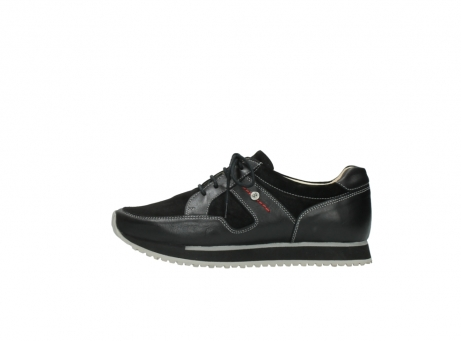 wolky lace up shoes 05800 e walk 20000 black leather_1