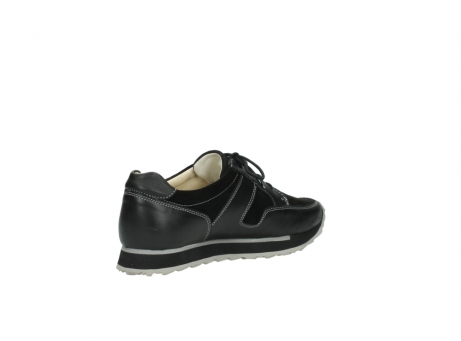 wolky lace up shoes 05800 e walk 20000 black leather_10